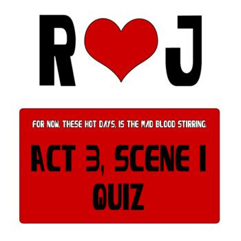 Act 3 scene 1 romeo and juliet essay question