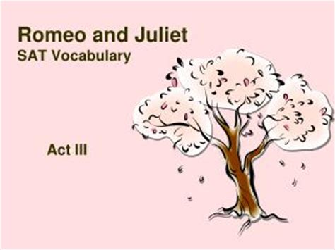 free essay on Analyzation of Act 1, Scene 3, Romeo and Juliet